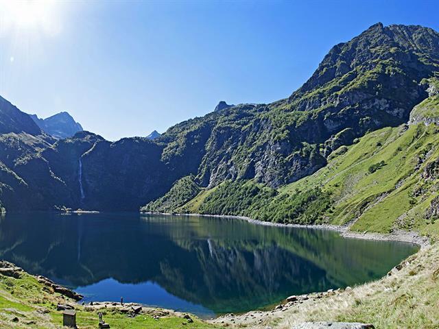 Carte Lacs Alsace.Top 20 Des Plus Beaux Lacs De France