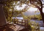 Camping avec Site nature Espenel - Camping les Chamberts-3