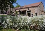 Hôtel Saint-Honoré-les-Bains - Hotel Camping Sur Yonne-2