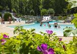 Camping avec Parc aquatique / toboggans Pont-de-Vaux - Domaine de Chalain-1