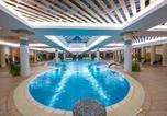 Hôtel Kecskemét - Aquarell Hotel-4