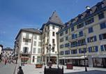 Location vacances Chamonix-Mont-Blanc - Apartment Les Evettes-1