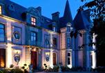 Hôtel 4 étoiles Parigné - Château Hôtel Du Colombier-1