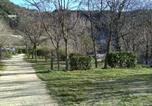 Camping avec Site nature Pont-de-Labeaume - Camping Le Barutel-4