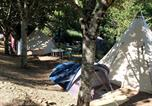 Camping  Acceptant les animaux Allègre-les-Fumades - Camping Le Moulin de Gournier-3
