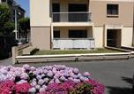 Location vacances Dinard - Appart'Hôtel Dinard-3