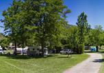 Camping avec Site nature Espenel - Camping De La Clairette-1