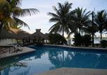 Villages vacances Cancun - Bell Air - Beach House Imperial Laguna by Faranda Hotels-3