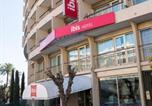 Hôtel Mandelieu-la-Napoule - Ibis Cannes Plage La Bocca-4