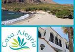 Hôtel Praia - Casa Alegria B&B, Tarrafal-1