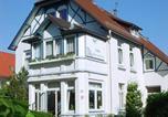 Hôtel Timmendorfer Strand - Villa Möwenstein-1