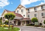 Hôtel Federal Way - Quality Inn & Suites Federal Way - Seattle-1
