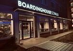 Hôtel Hambourg - Boardinghouse St.Pauli-1