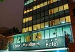 Hôtel Lima - Hotel Ferre Miraflores-1