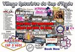Hôtel Agde - Village Naturiste R5 Village Libertine Property-1