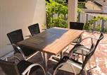 Location vacances Ruffey-lès-Echirey - House with 2 bedrooms in Saintjulien with furnished garden and Wifi-1