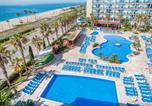 Hôtel 4 étoiles Pineda de Mar - Golden Taurus Aquapark Resort-1