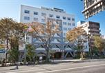Hôtel Kagoshima - Onsen Hotel Nakahara Bessou Nonsmoking, Earthquake retrofit-3