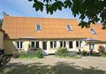 Location vacances Allinge - Two-Bedroom Holiday home in Svaneke 4-1