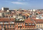 Location vacances Toulouse - Studio Hermes vue sur les toits-2
