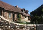 Hôtel Lanouaille - B&B Le Relais de Chantecor-1