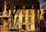 Hôtel Esquay-sur-Seulles - Hotel particulier Poppa-1