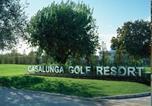 Hôtel Castenaso - Casalunga Golf Resort-3