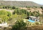 Hôtel Valle de Bravo - Hotel Rancho el Paraíso-1