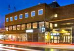 Hôtel Umea - First Hotel Dragonen-3
