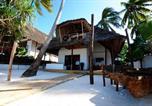 Location vacances  Tanzanie - Beachfront Villa Hideaway Zanzibarhouses-1