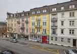 Hôtel Soleure - Bahnhof Apartments-1