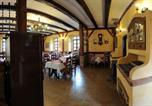 Location vacances Petrohrad - Penzion a Restaurace Nad Hradem-3