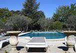 Hôtel Saint-Rémy-de-Provence - Hôtel Villa Glanum