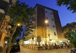 Hôtel Province de Pesaro et Urbino - Hotel Rex-3