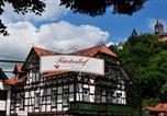 Hôtel Wernigerode - Fürstenhof Wernigerode-1