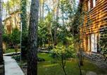 Hôtel Villa Gesell - Cabañas y Apart Utopia-4