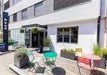 Hôtel Suisse - Hyve Lifestyle & Lounge Hostel Basel City-1