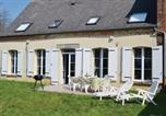 Location vacances Rouvroy-sur-Serre - Three-Bedroom Holiday Home in Chigny-4