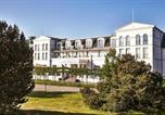 Hôtel Barth - Steigenberger Strandhotel & Spa Zingst-2