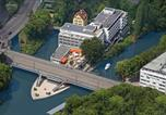 Hôtel Oberstenfeld - Insel-Hotel Heilbronn-2