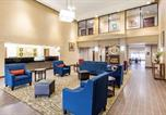 Hôtel Humble - Comfort Inn & Suites Iah Bush Airport – East