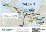 Location vacances Tallinn - Pika Hermanni Apartment-2