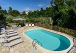 Location vacances Auditore - Villa Mery sui colli della riviera di Rimini ideale per grandi gruppi-4