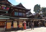 Hôtel Matsuyama - Hotel Patio Dogo-3