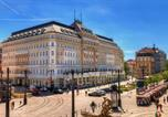 Hôtel Bratislava - Petržalka - Radisson Blu Carlton Hotel, Bratislava-1