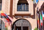 Hôtel Ouarzazate - Hotel Azoul-3