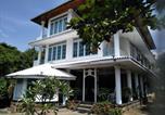 Hôtel Hikkaduwa - Hikkaduwa Blue Ocean-1