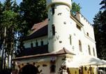 Location vacances  République tchèque - Rezidence Zámeček - Boutique Hotel-1