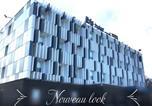 Hôtel Seine-Maritime - Ibis Budget Le Havre Les Docks-1