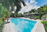 Location vacances Weston - Lush Tropical Retreat w/ Private Pool - Near Beach home-1